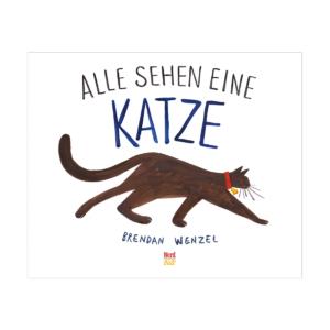 Brendan Wenzel, Alle sehen eine Katze