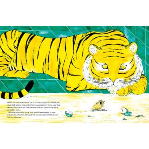 Nele Brönner_Das Tigerei