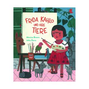 Monica Brown, Frida Kahlo und ihre Tiere