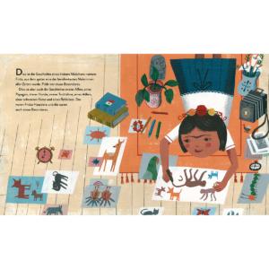 Monica Brown John Parra_Frida Kahlo und ihre Tiere