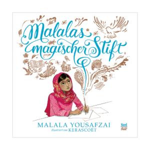 Malala Yousafzai, Malalas magischer Stift