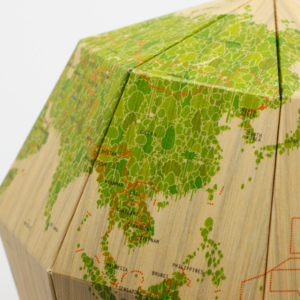 geografia_Globe Material Wood Details