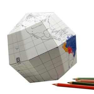 geografia_Papierglobus