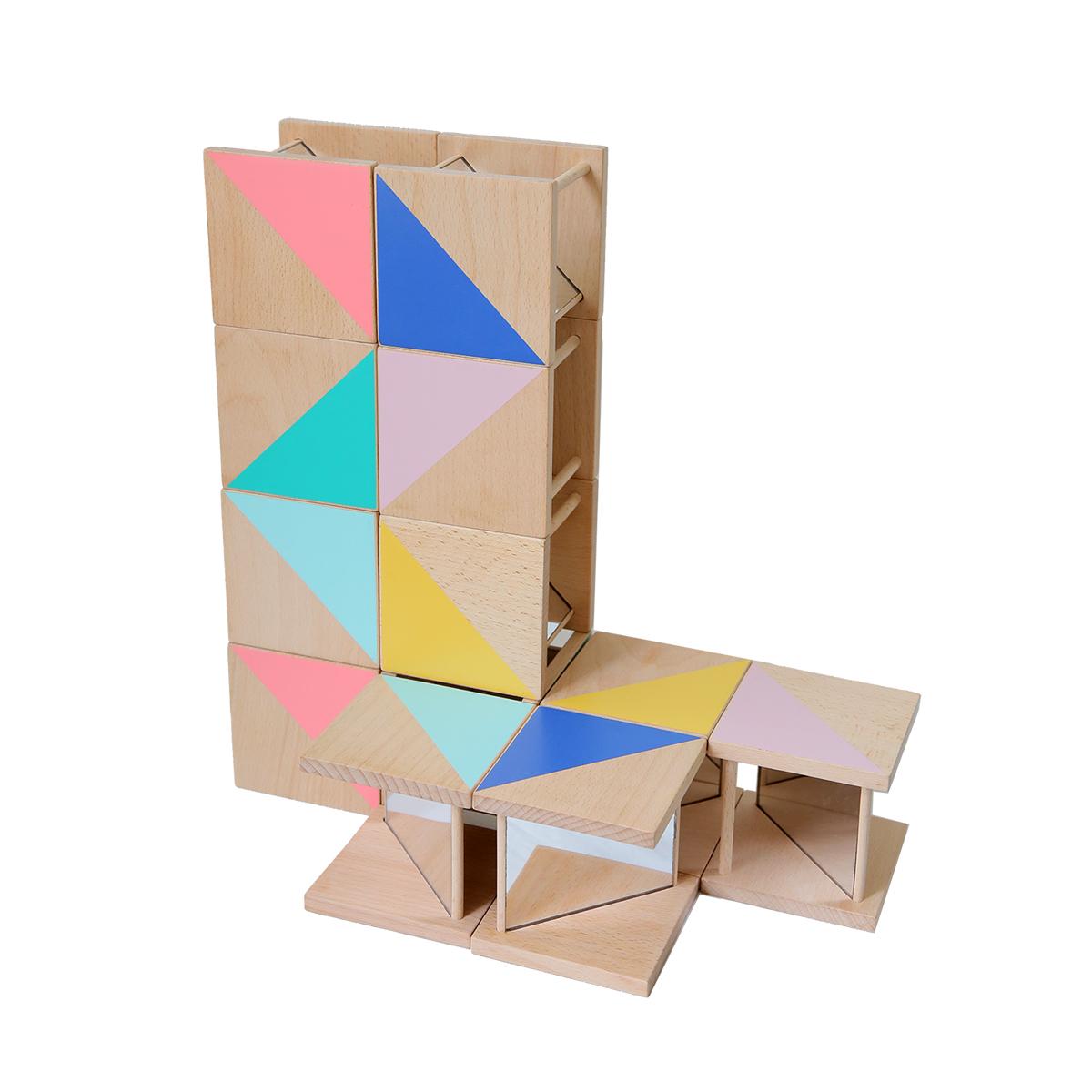 b321211d902832 Ditto (half) – kreatives Holz-Spiegel-Spiel