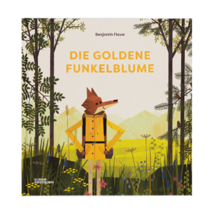Benjamin Flouw, Die goldene Funkelblume