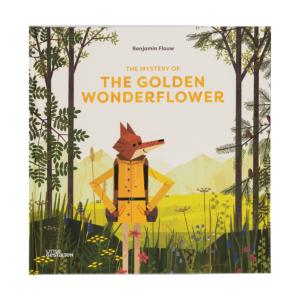 Benjamin Flouw, The Golden Wonderflower