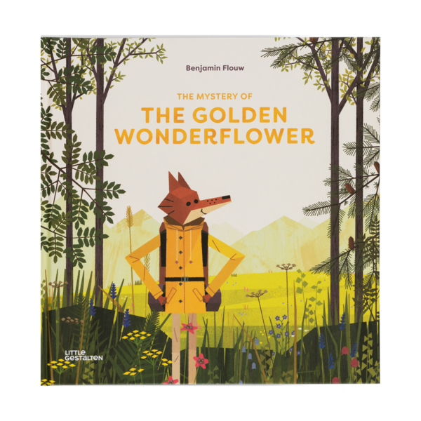 Benjamin Flouw, The Golden Wonderflower