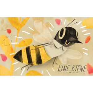 Kirsten Hall_Isabelle Arsenault_Die Honigbiene