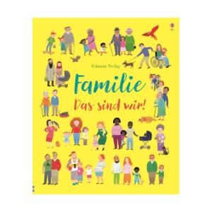 Felicity Brooks, Mar Ferrero, Familie - Das sind wir!