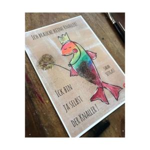 Sarah Settgast_Postkarte_Knaller