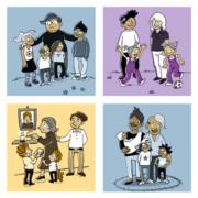 Atelier 9 3/4_Familiensalat Regenbogenfamilien-Memo