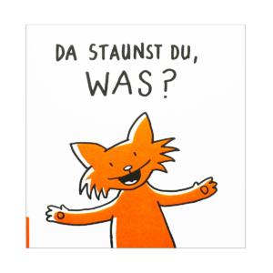 Cai Schmitz-Weicht, Da staunst du, was?